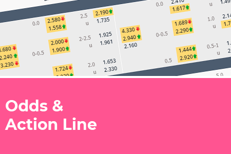 Odds & Action Line