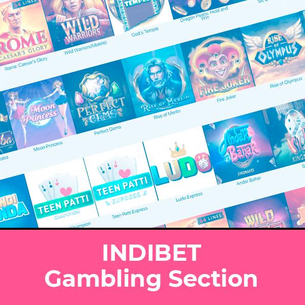 Gambling Section